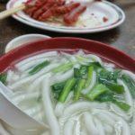 【台湾 麺】 米苔目 という謎で美味い食べ物