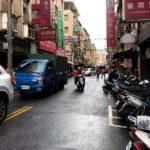 台湾の伝統的な市場