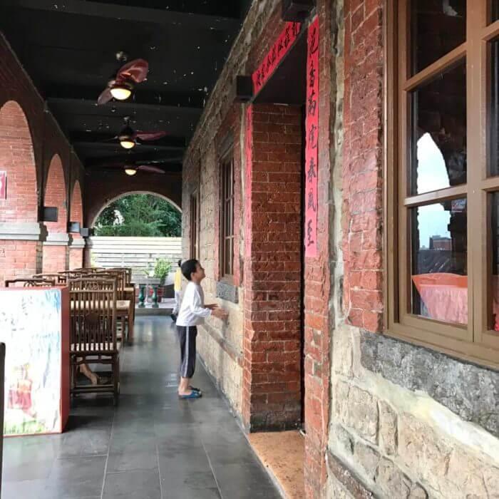 淡水紅楼中餐庁