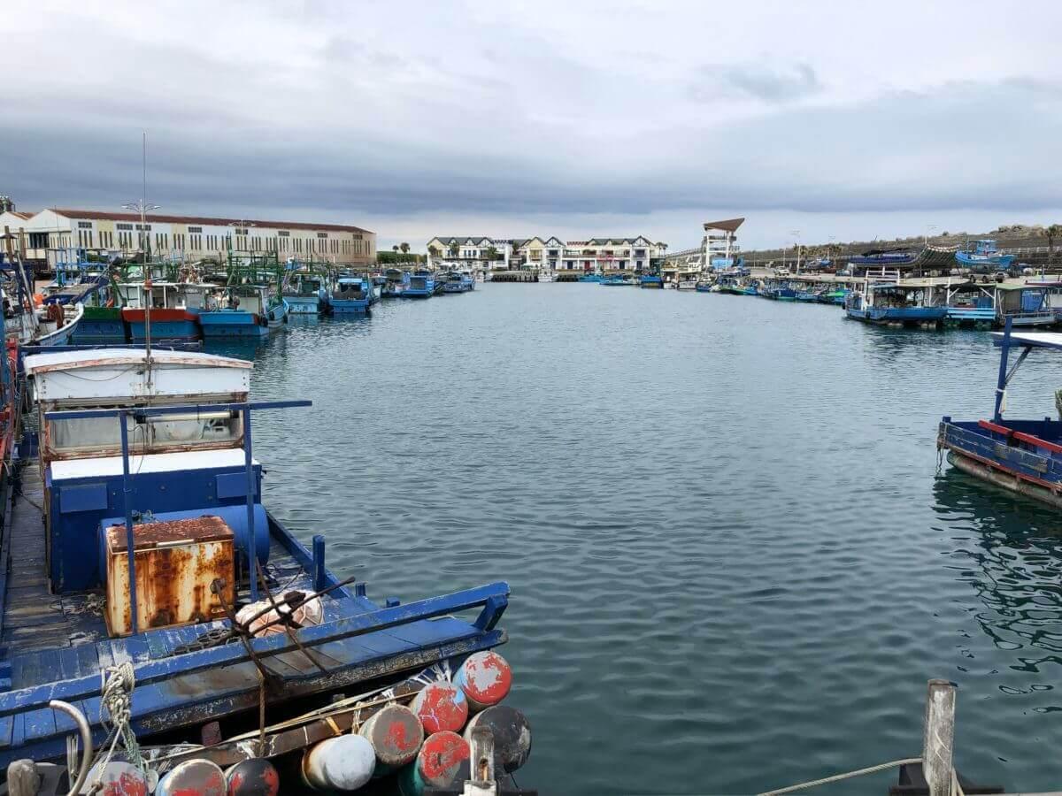 花蓮観光漁港