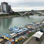 【台北から30分の景勝地】碧潭風景区〜ボートやサイクリング、ウォーターフロントが楽しめます!