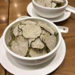 【鼎泰豊 ディンタイフォン】新商品の 松露炒飯(トリュフ入り卵チャーハン)