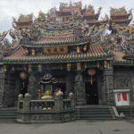 【北投】台湾北部最古の天上聖母媽祖を祀る「関渡宮」