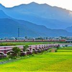 【台湾 花東】花蓮と台東の美しさを見に行きましょう!山と川に囲まれた花東縱谷へ!