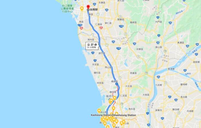 高雄-台南