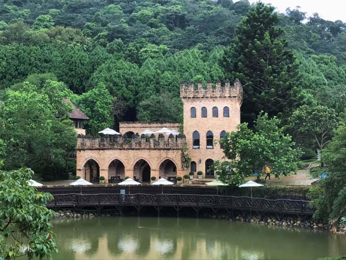 新社荘園古城
