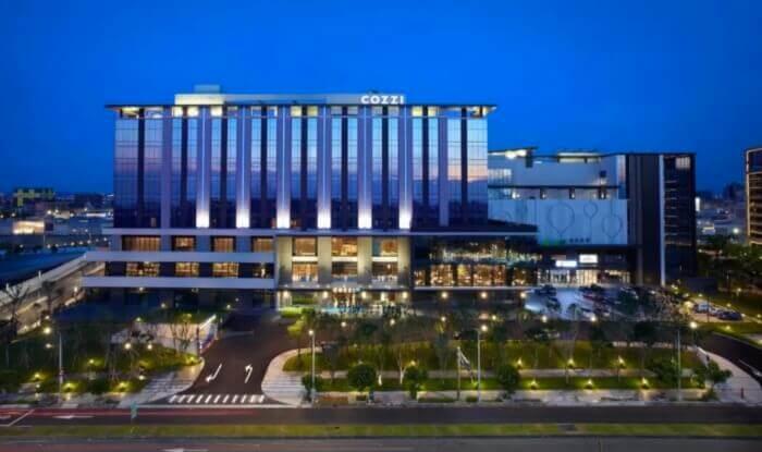 COZZI Blu 和逸飯店‧桃園館