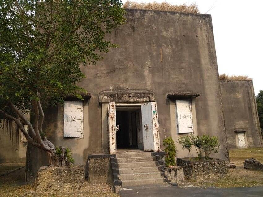 海軍鳳山無線電信所